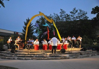 The Southland Jazz Ensemble 2014