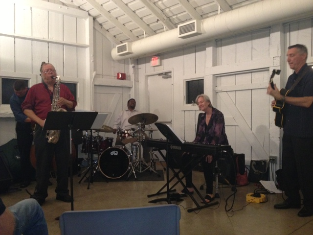 The Prairie State Faculty Jazz Ensemble @ Sgt. Means Park | Olympia Fields | Illinois | United States