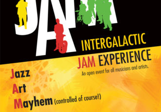 Intergalactic JAM Experience: April 23rd