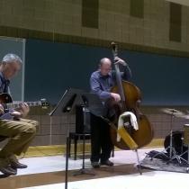 Steve Jacobson, Phil Brown, Jimmy Beers @ SIU Guitar Festival, 2015