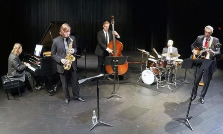 The JJC Faculty Jazz Quintet @ Joliet Junior College Fine Arts Theatre | Joliet | Illinois | United States
